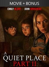 A Quiet Place Part II + Bonus