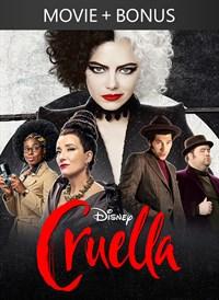 Cruella + Bonus