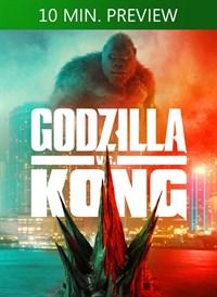 Godzilla vs. Kong UHD 10min Preview Trailer