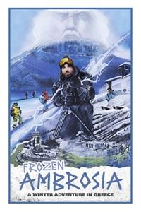 Frozen Ambrosia: A Winter Adventure in Greece