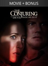 The Conjuring: The Devil Made Me Do It + Bonus