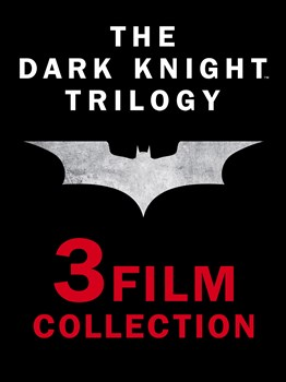The Dark Knight Trilogy (Digital UHD)