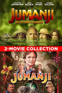 Jumanji - 2 Film Collection