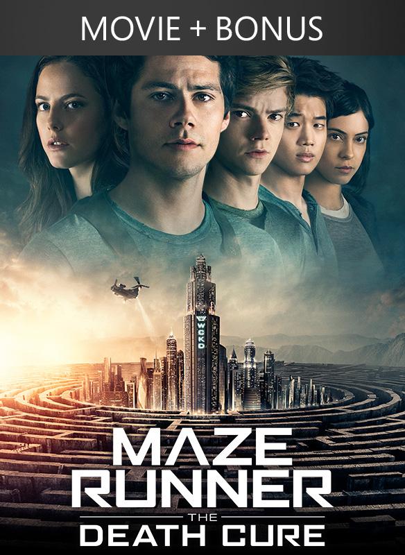 Maze Runner: The Death Cure + Bonus