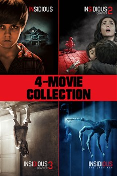 Insidious 4 Movie Collection