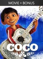 Deals on Disney Coco + Bonus 4K UHD Digital