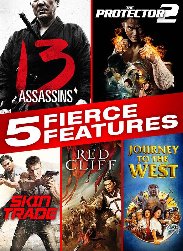 Five Fierce Features