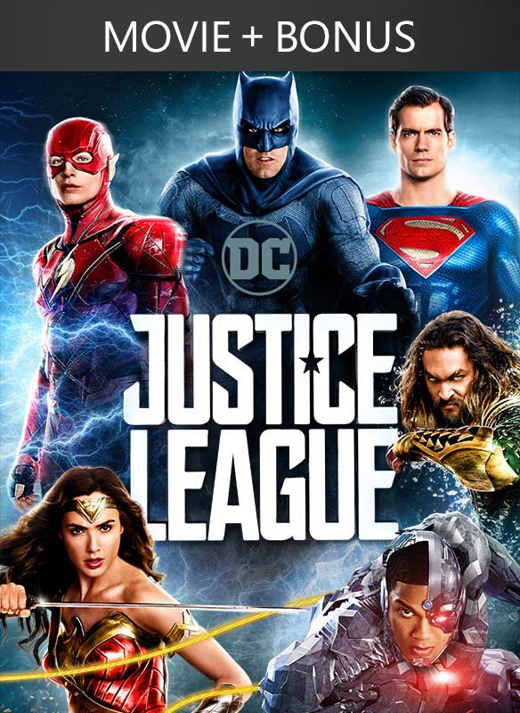 Justice League + Bonus