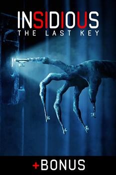 Insidious: The Last Key + Bonus