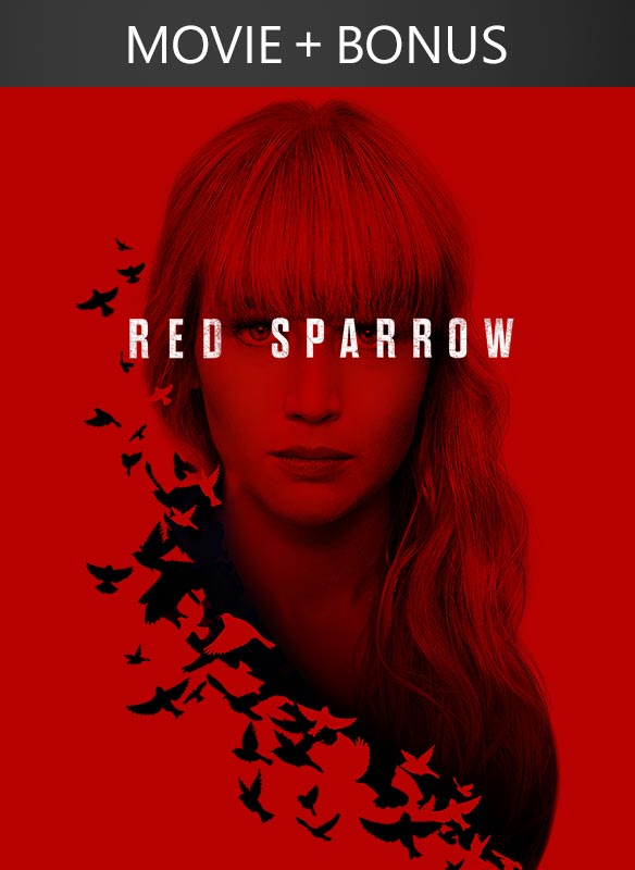 Red Sparrow + Bonus