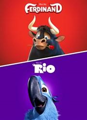Buy ferdinand rio 2 movie collection microsoft store ferdinand rio 2 movie collection voltagebd Images