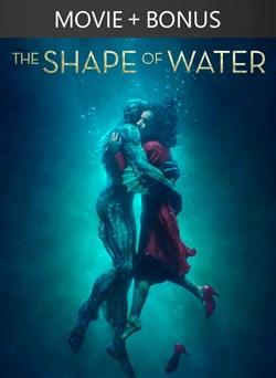 The Shape of Water + Bonus