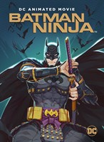 Deals on Batman Ninja (Blu-ray + DVD + Digital Copy)