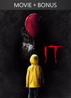 Deals on IT 2017 Movie 4K UHD Digital + $8 Off IT: Chapter 2 Movie Ticket