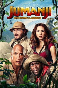 Jumanji; Welcome to the Jungle is a top action comedy movie
