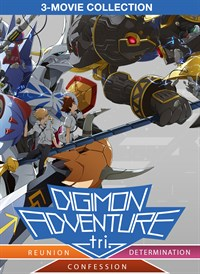 Digimon Adventure tri.: tri-Pack