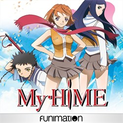 My-HiME (Original Japanese Version)
