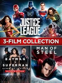 Justice League 3-Film Digital Bundle