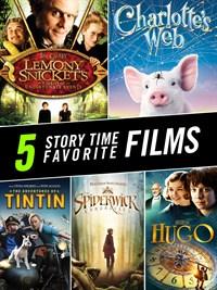 Genre 5 Movie Bundle – Storytime Favorites