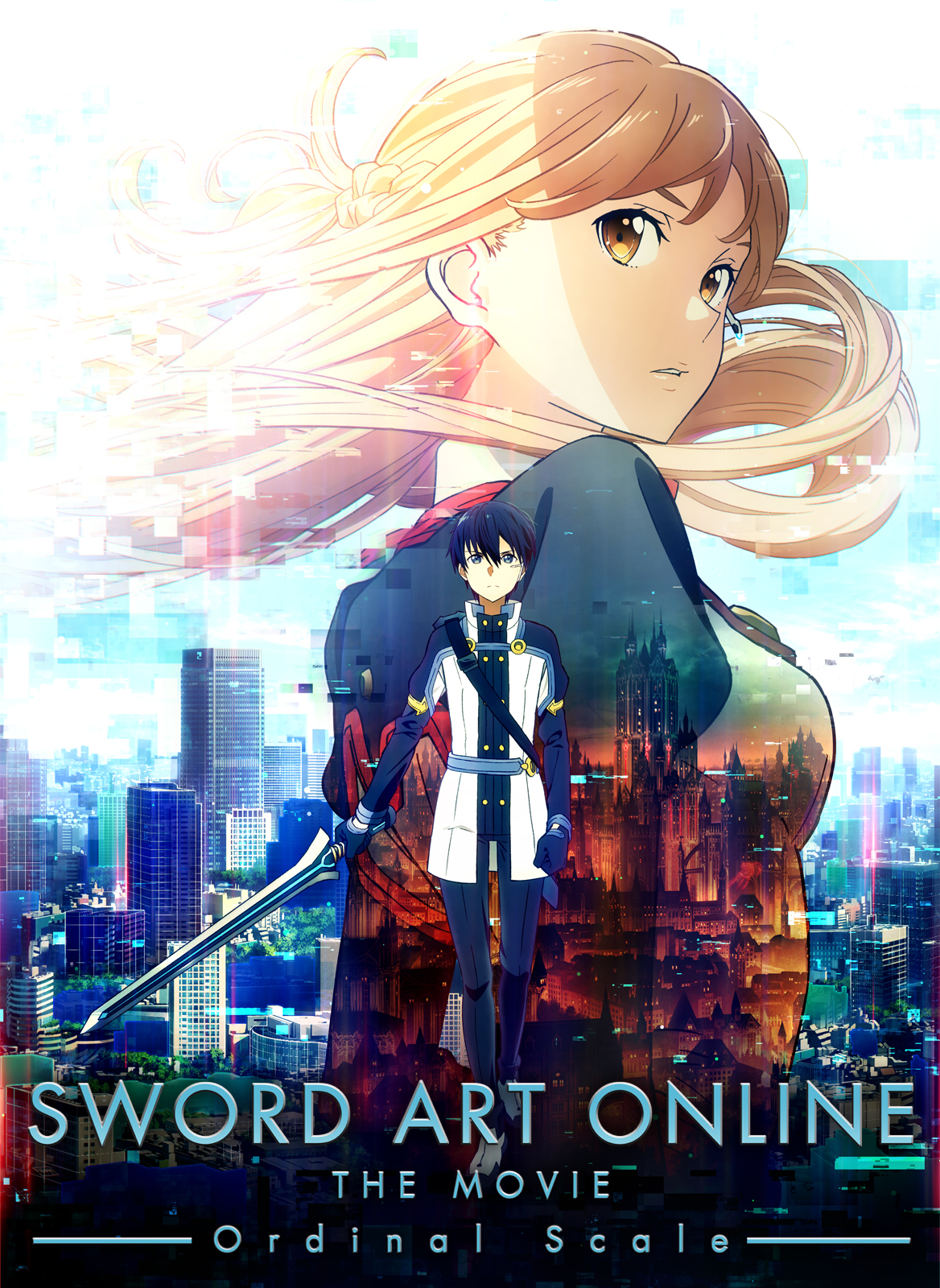 Sword Art Online The Movie -Ordinal Scale- (English Audio)