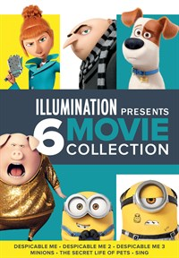 Illumination: 6-Movie Collection