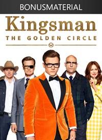 Kingsman: The Golden Circle + Bonus