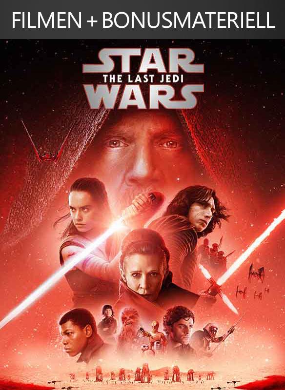 Star Wars: The Last Jedi + Bonus