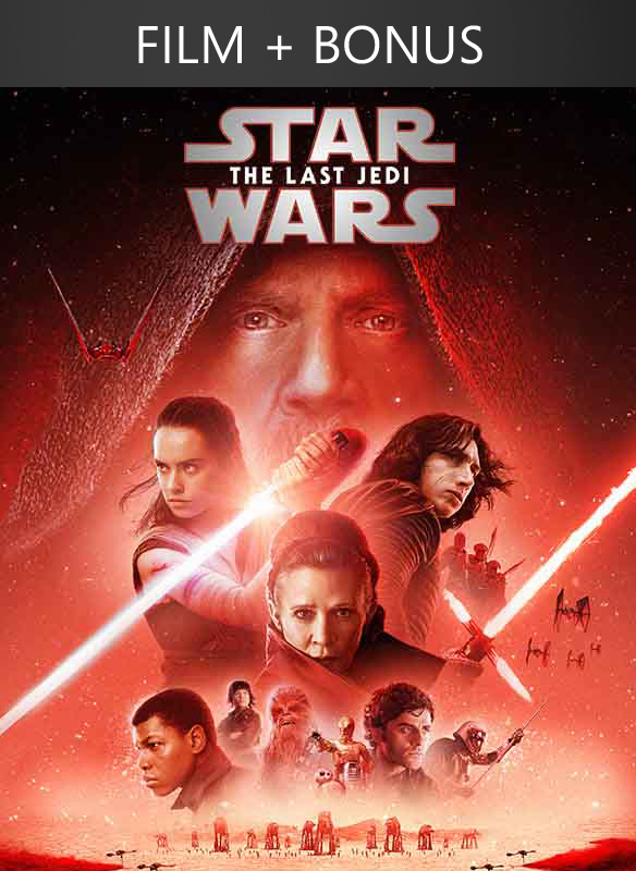 Star Wars: The Last Jedi + Bonus
