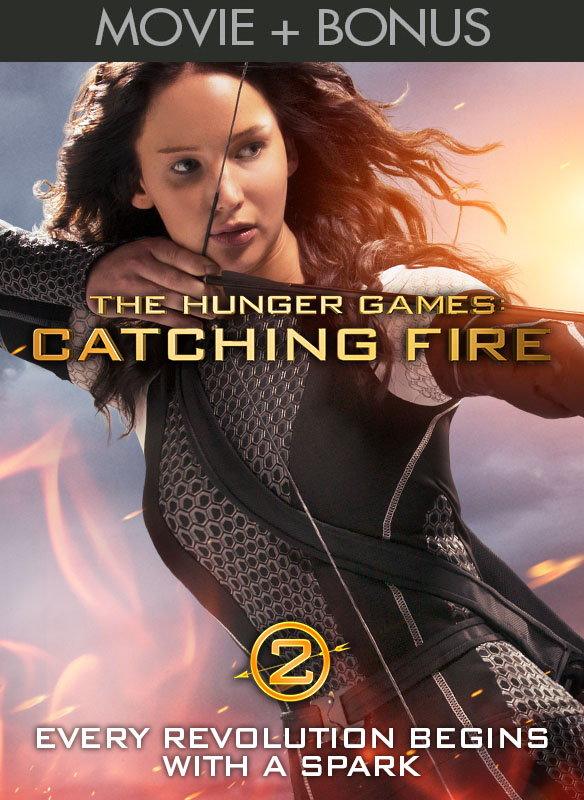 The Hunger Games: Catching Fire (+Bonus)