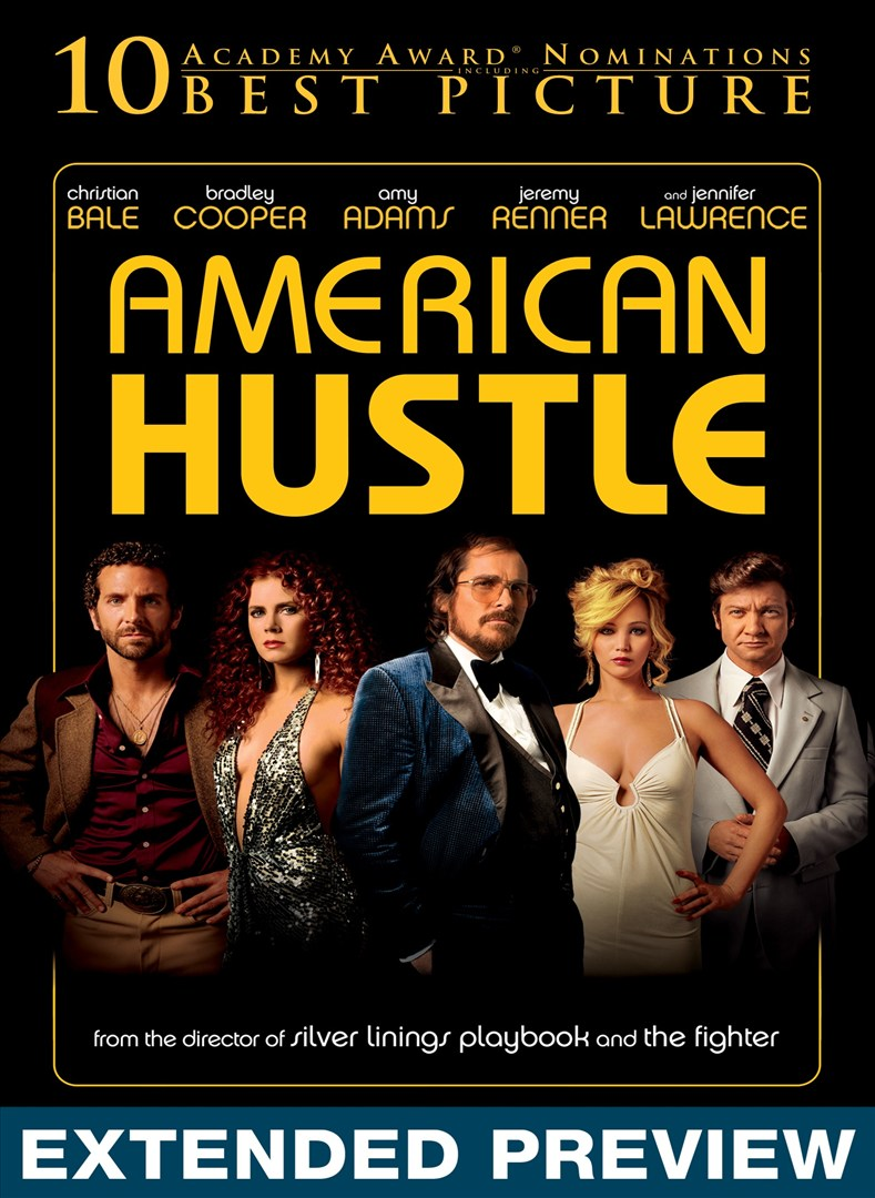 American Hustle (Extended Preview)