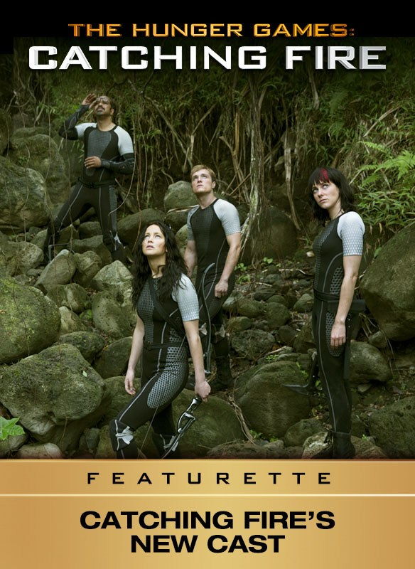 "The Hunger Games: Catching Fire (featurette ""Catching Fire's New Cast"")"