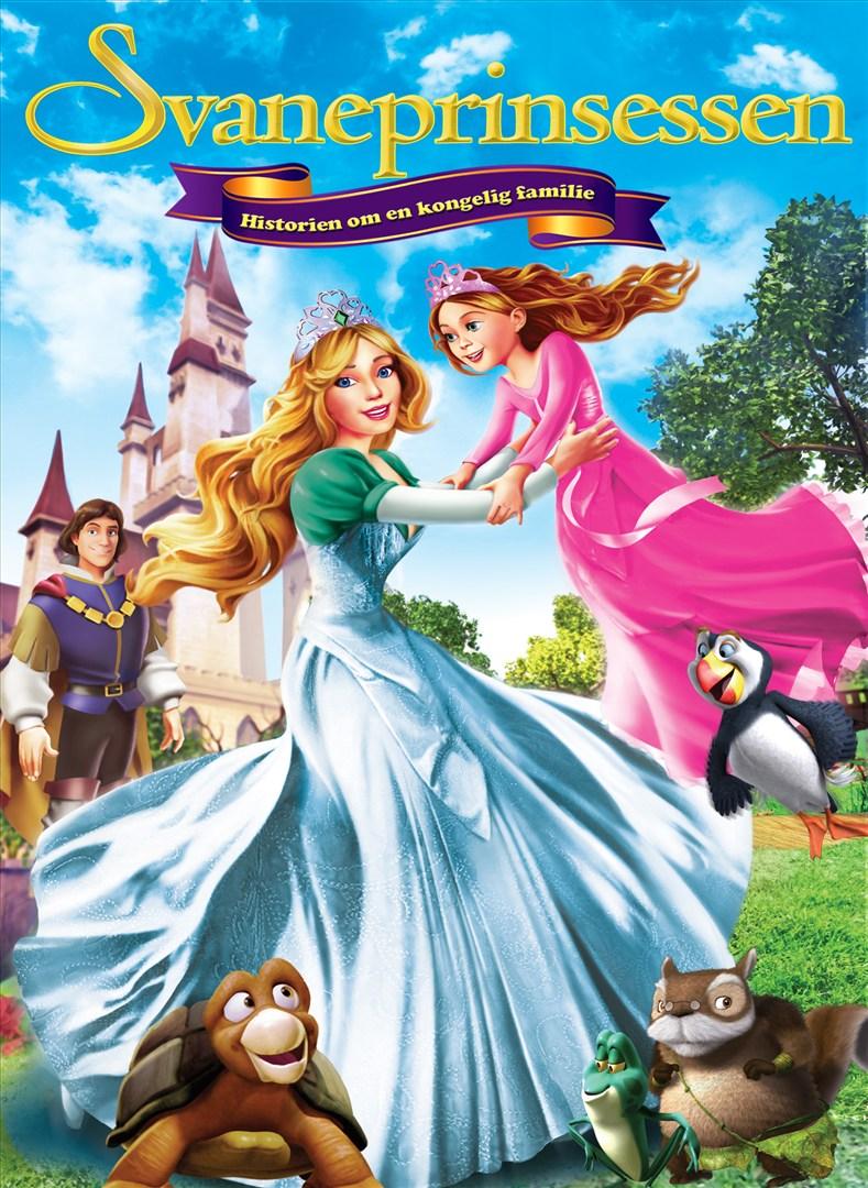 Svaneprinsessen - Historien Om En Kongelig Familie