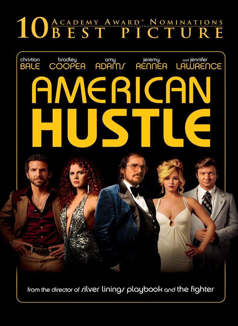 American Hustle: Xbox SmartGlass