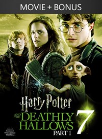 Harry Potter and the Deathly Hallows - Part 1 (Plus XBOX exclusive bonus features!)