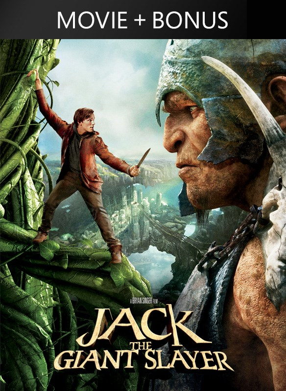 Jack the Giant Slayer (plus bonus features!)