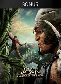Jack Le Chasseur De Geants (bonus inclus)