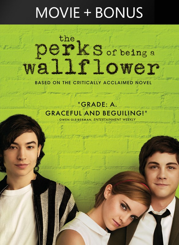 The Perks Of Being A Wallflower (Plus Bonus Content)