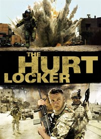 The Hurt Locker; best military movie of 2008