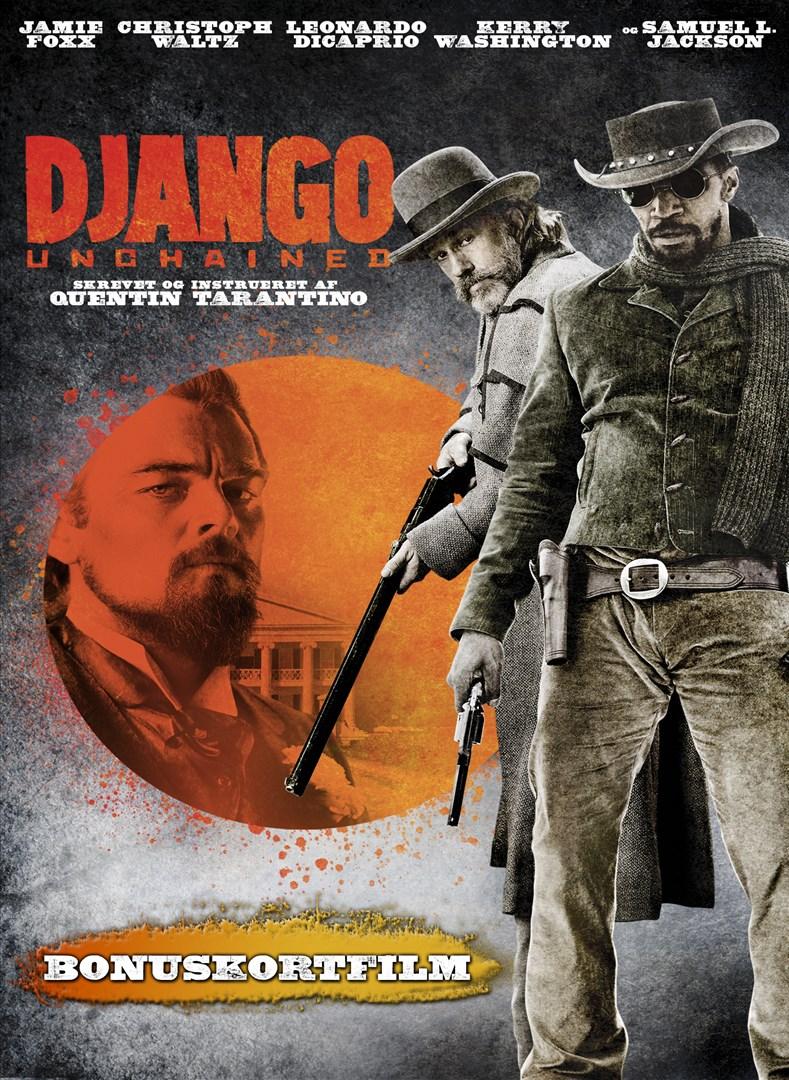 Django Unchained (Bonuskortfilm)