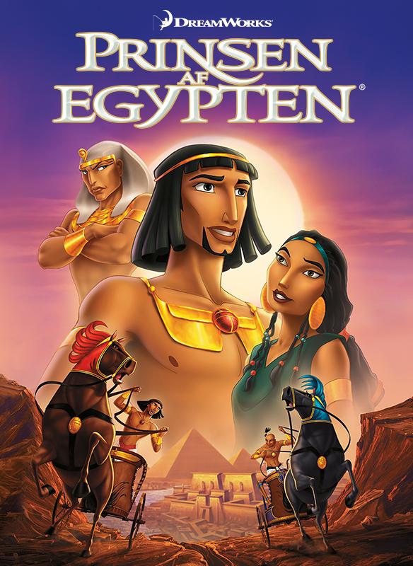 Prinsen Af Egypten