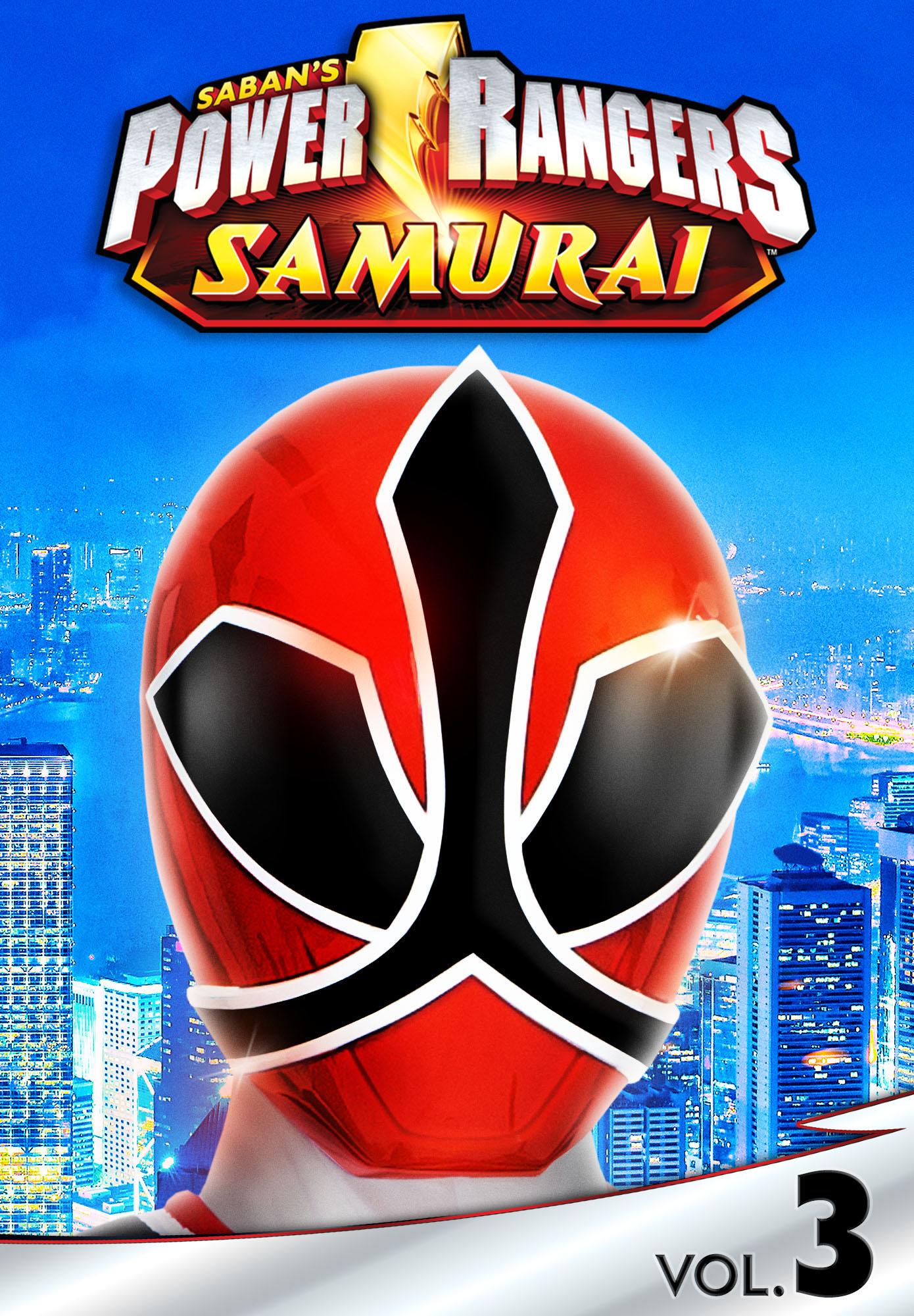 Power Rangers: Samurai - Volume 3 - A Team Divided