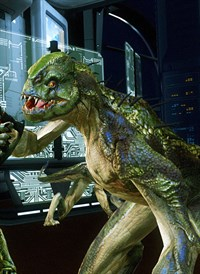 Making the Game: Reimagining the Gorn