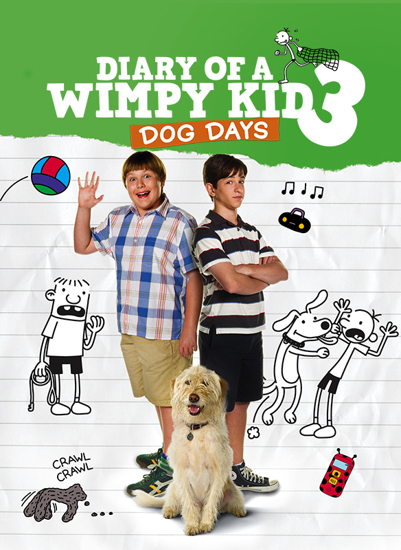 Diary of a Wimpy Kid 3: Dog Days