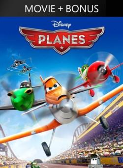 Planes (+ Bonus)