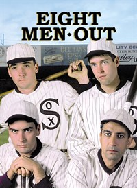 Eight men out is one of the best baseball movies of all time.