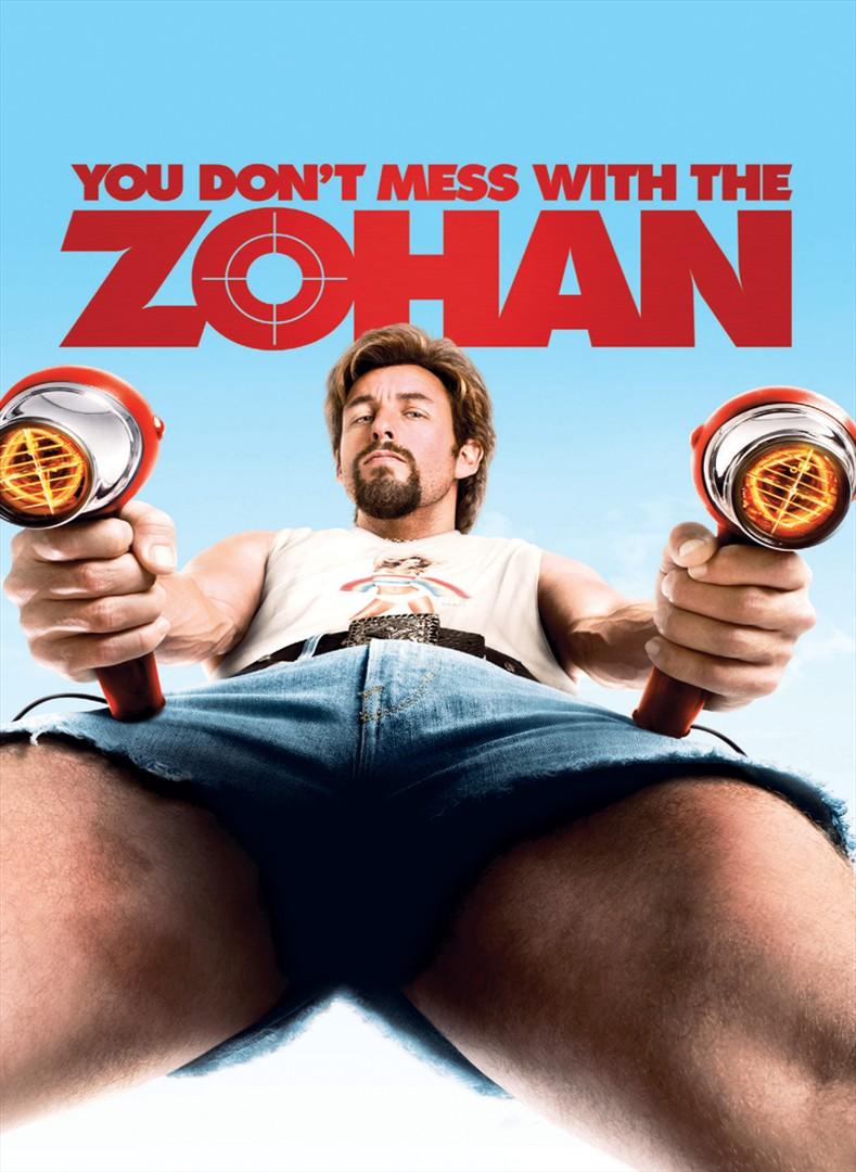 Zohan Movie