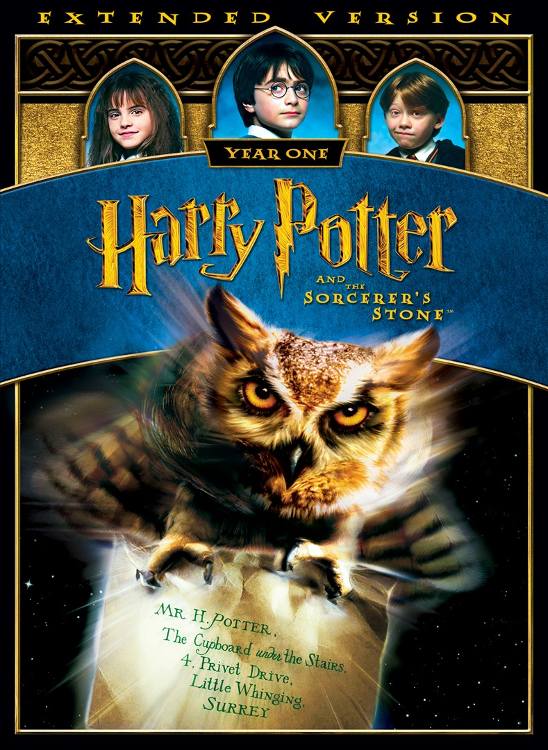 Harry Potter and the Sorcerer's Stone: Extended Version