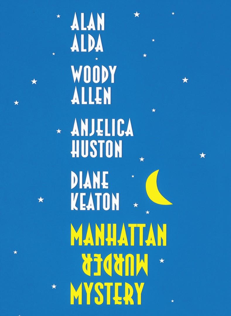 Manhattan Mord Mysteriet