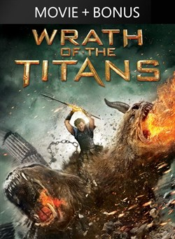 Wrath of the Titans (2012) (plus bonus features)