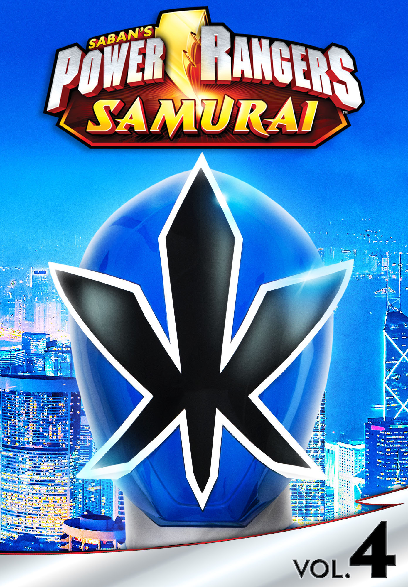 Power Rangers Samurai: The Sixth Ranger (Vol 4)